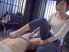 Horny xxx scene Asian unbelievable only here